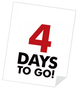 4 DAY COUNTDOWN TO THE LETTING AGENT REGISTRATION DEADLINE