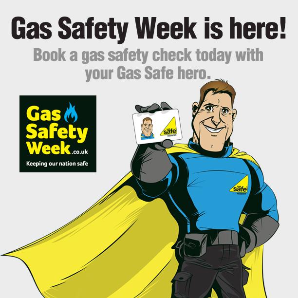 Gas Safety Week!